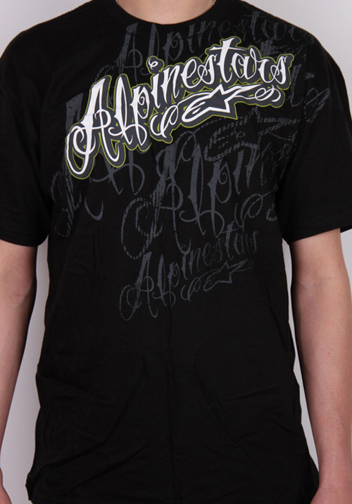 T-Shirt Alpinestars Silenced Tee