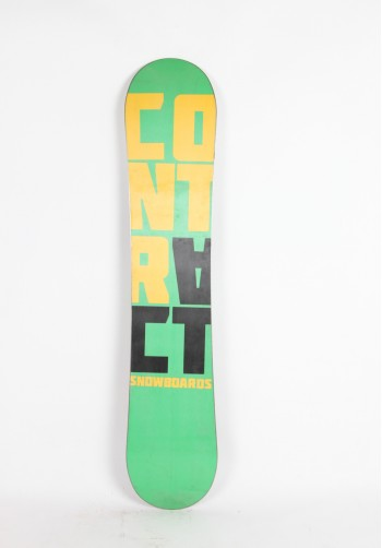 Damska deska snowboardowa Contract Citizen Shred Ladies 2012-po testach