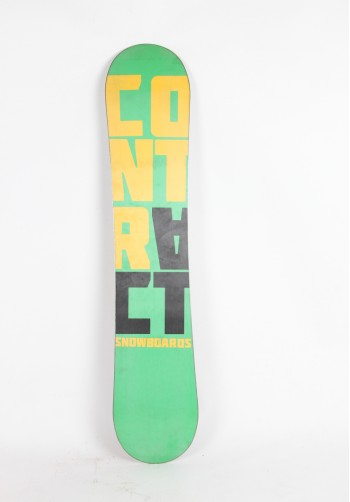 Damska deska snowboardowa Contract Citizen Shred Ladies 2012-po testach model2