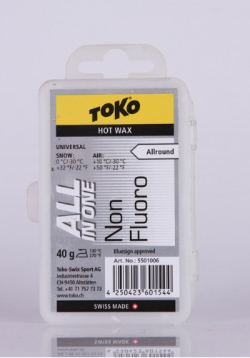 Smar hydrocarbonowy TOKO NF All In One 40g