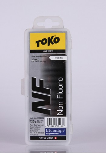 Smar hydrocarbonowy TOKO NF Hot Wax Black 120g