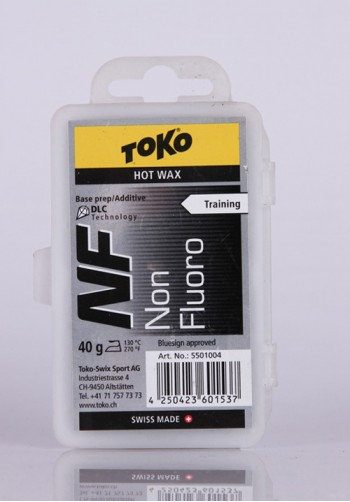 Smar hydrocarbonowy TOKO NF Hot Wax Black 40g