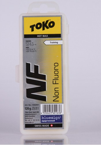 Smar hydrocarbonowy TOKO NF Hot Wax Yellow 120g